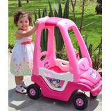 Carrito Buggy Correpasillos Tipo Minie Y Mickie Auto