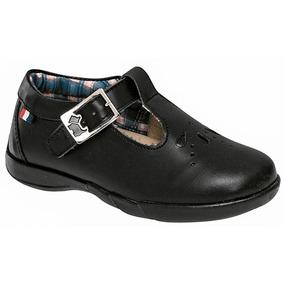 Zapato Escolar Ferrioni M-6200 Talla 15 Al 21 Envio Gratis