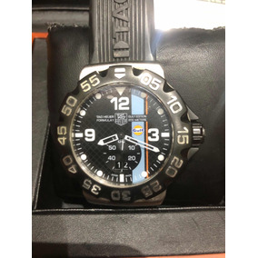 Tag Heuer Gulf Edition Con Papeles