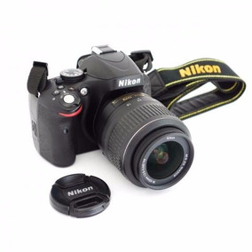 Câmera Digital Nikon D5100+ Lente Nikkor 18-55 Mm + Brindes