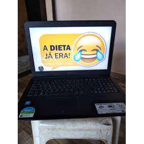 Notebook Asus R$ 900,00