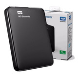 Disco Rigido Externo 1tb Wd Western Digital Elements Cuotas