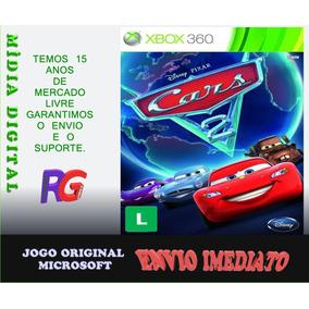 Jogo Cars 2 Midia Digital Xbox 360 Roraima Games