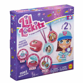 Alex Brands Lil Lock-itz Selfie Set