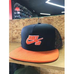 Gorra Nike Sb Naranja en Mercado Libre México 4969b58bdb1