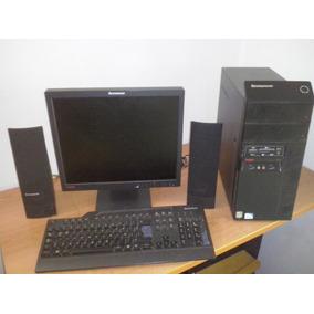 Computadora De Mesa Marca Lenovo Thinkvision