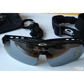 a4d359fd8b Gafa Oakley 0089 80 Para Ciclismo O Trote Con 5 Lentes - Oakley en ...
