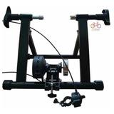 Rodillo De Entrenamiento Para Bicicleta Rodados 26 Y 28