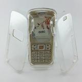 Funda Acrilica Transparente Nokia 6080 Microcentro