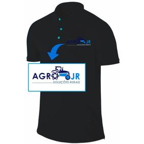 0de0446b47 Kit 10 Camiseta Polo Personalizada Bordada Com Logo Empres