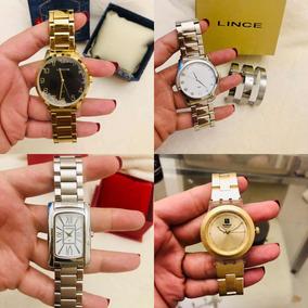 Relógios - Quatro Pelo Preço De Um!!!!!