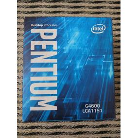 Procesador Intel Pentium G4600 Socket Lga1151 I3