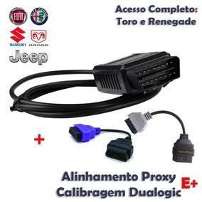 Scanner Fiat Alinhamento Proxi Acesso Completo Toro/renegade