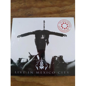 Lacrimosa Live In Mexico City ( 2cds+dvd ) Nuevo