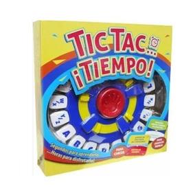 Juego De Mesa Tic Tac Tiempo Memoria