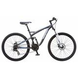 Bicicleta De Montaña 26 Pulgadas Mongoose Suspensión Vbf