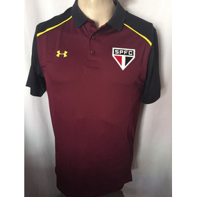 309002cd7e Playera Polo Under Armour Sao Paulo De Brasil 100%orignal