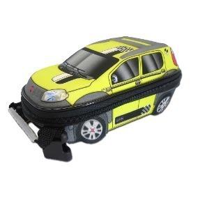 Porta Mamadeira 3d Maxtoy Fiat Uno Amarelo Direto Da Fabrica
