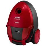 Aspirador De Pó Arno Compacteo 1500w 2l Vermelho - 220v