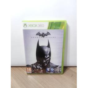 Batman Arkham Origins Xbox 360 Original Seminovo