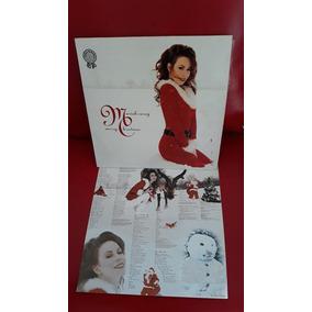 Mariah Carey Merry Christmas 1994 Lp