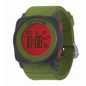 1d9a119fe02 Relógio De Pulso Converse Full Court - Verde Exercito