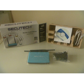 Router Secutech 300 Mbps
