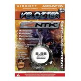 Airsoft Esferas Bbs 0,28g 6mm 3,500un Velozter Nautika
