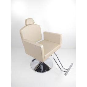 Poltrona Cadeira Reclinável Heidi Móveis Para Salão Beleza