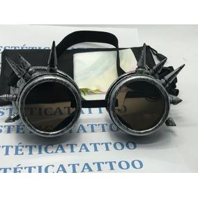 Óculos Mad Max Fury Road Cinza Com Lente Escura E Espinhos 2328cf0126