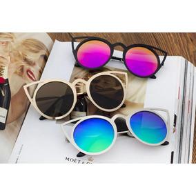 5f464872cc15f Oculos Cat Eye De Sol Fendi - Óculos no Mercado Livre Brasil
