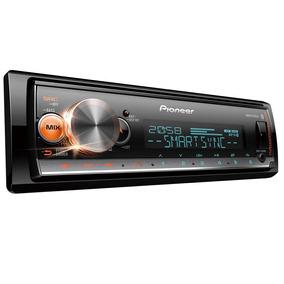 Mp3 Player Pioneer Mvh-x300br Bluetooth Usb Aux Mixtrax