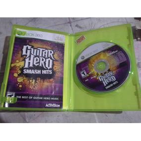 Guitar Hero Smash Hits Original Para Xbox 360