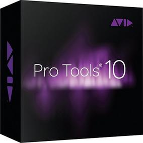 Pro Tools Hd 10+pacotão De Plugins! Win/mac!