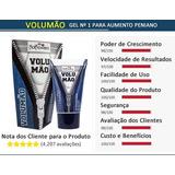Gel Volumão Itensificador De Macho Aumento Peniano Top