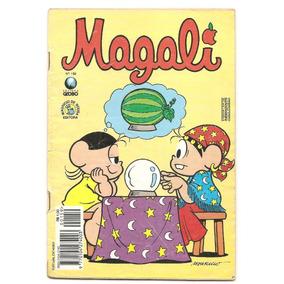 Lote 02 - 07 Revistas Magali - Conforme Fotos