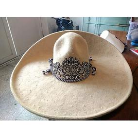 Texcoco Sombreros Charros De Lana en Mercado Libre México 7c83a02822d2