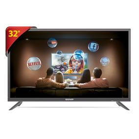 Tv Led Semp 39 Smart L32s3900s - Resolução Full Hd, Tecnolo