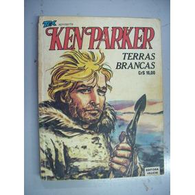 Gibi Ken Parker Nº 10 - Terras Brancas G. Berardi