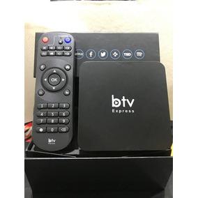 Tv On Line #btv Express# Pega Todos Canais So Ligando Na Net