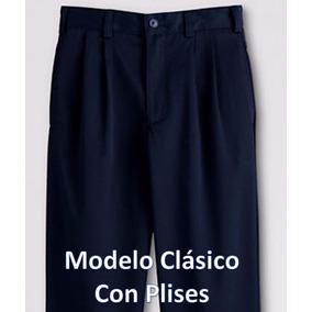 9ef196dd28554 Pantalón Escolar Gabardina De Niña   Ño Talla 6-8 -10
