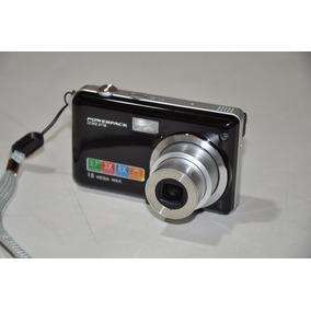 Câmera Digital 15mp - Powerpack Dcmz-2718 - Perfeito Estado