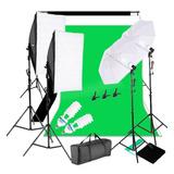 Kit Estudio Fotográfico Envío Gratis Disponibilidad Inmediat