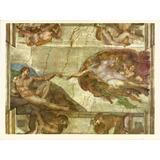 Estátua Divina Criação De Adão Michelangelo no Mercado Livre Brasil 3cfdc1b63d7