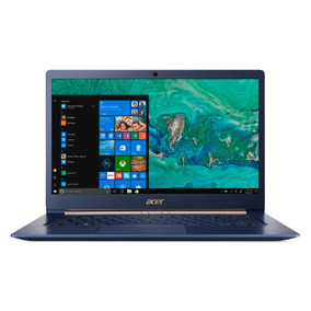 Laptop Acer Swift 5 Ultra Ligera Sf514-52 Ci5 8gb 256gb Azul