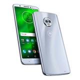 Motorola Moto G6 Plus, Dual Sim, Azul Nimbus, Liberado