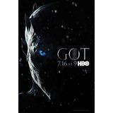 Game Of Thrones (1ªa 8ª Temporada) Dublado Frete Grátis