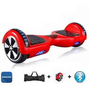 Hoverboard Vermelho Bluetooth - Hoverboard no Mercado Livre Brasil 0d174e17101