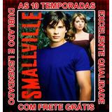 Small Ville Serie (1ª Até 10ª Temporada) Com Frete Grátis