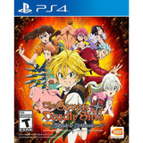 The Seven Deadly Sins: Knights Of Britan Ps4 Namco